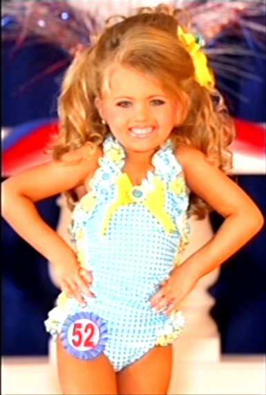 Child Beauty Pageants, Harmless Fun? Or Vomit-Inducing Child Abuse?